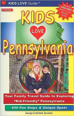 Kids Love Pennsylvania