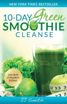 10 Day Cleanse Green Smoothie
