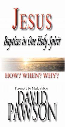 Jesus Baptizes in One Holy Spirit