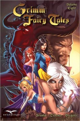 Grimm Fairy Tales, Volume 8
