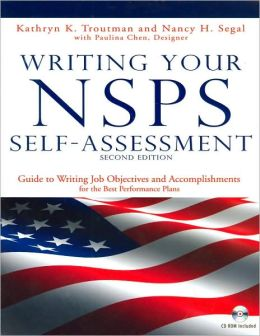 Writing Your NSPS Self-Assessment
