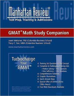 Math Study Companion: Turbocharge Your GMAT