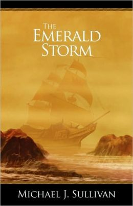 The Emerald Storm (Riyria Revelations Series #4)