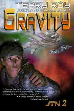 Gravity - Journey to Nyorfias, Book 2