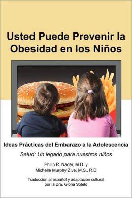 Usted Puede Prevenir La Obesidad En Los Ni Os