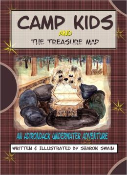 Camp Kids and the Treasure Map (Adirondack Underwater Series #3)