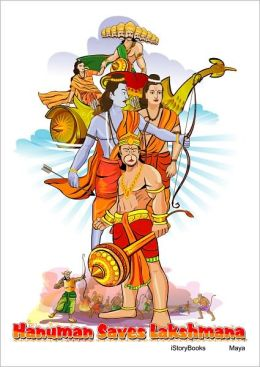 Hanuman Saves Lakshmana