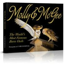 Molly & McGee: The World's Most Famous Barn Owls