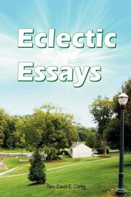 Eclectic Essays