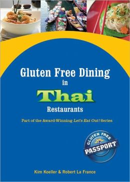 Gluten Free Dining in Thai Restaurants