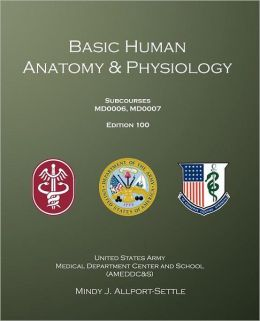 Basic Human Anatomy and Physiology: Subcourses MD0006, MD0007; Edition 100