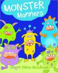 Book Cover Image. Title: Monster Manners, Author: Sharon Pierce McCullough