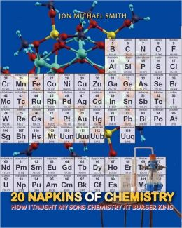 20 Napkins Of Chemistry