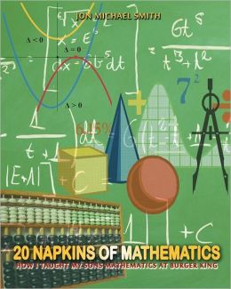 20 Napkins Of Mathematics