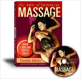 The Art of Sensual Massage Book and DVD Set: 40th Anniversary Edition
