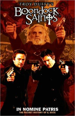 Boondock Saints 2 In Nomine Patris Troy Duffy and Guss Floor