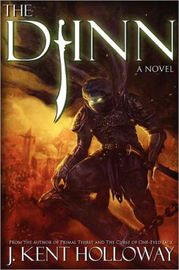 The Djinn - J Kent Holloway