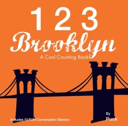 123 Brooklyn: A Cool Counting Book