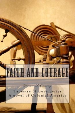 Faith and Courage: Tapestry of Love