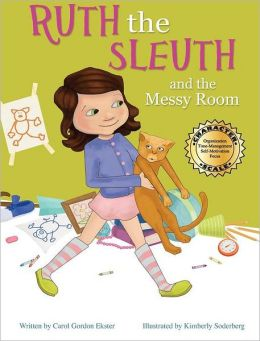 Ruth The Sleuth And The Messy Room