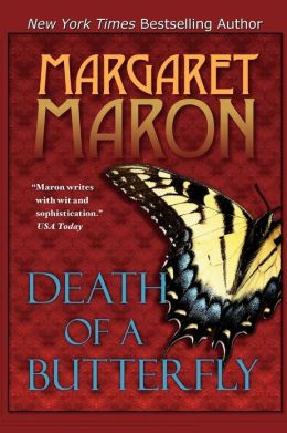 Death of a Butterfly (Sigrid Harald Series #2)