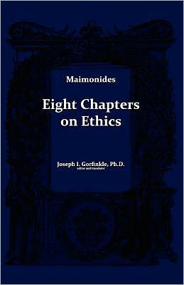 The Eight Chapters on Ethics