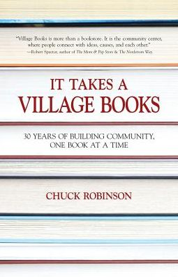 It Takes a Village Books: 30 Years of Building Community, One Book at a Time