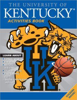 University of Kentucky Activities Book