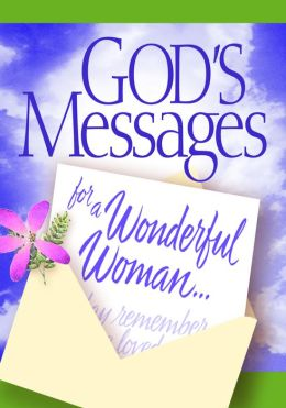 God's Messages for a Wonderful Woman