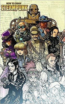 How to Draw Steampunk Supersize