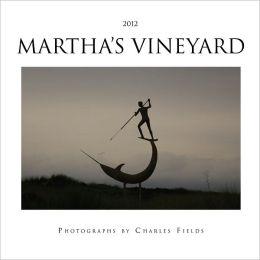 2012 Martha's Vineyard Wall Calendar
