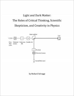 Light and Dark Matter: The Role of Critical Thinking, Scientific Skepticism, and Creativity in Physics