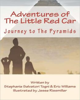 Adventures of The Little Red Car: Journey to The Pyramids
