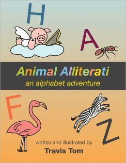 Animal Alliterati - An Alphabet Adventure