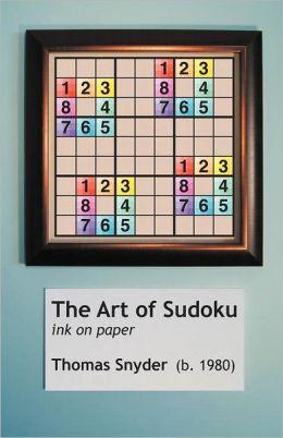 The Art of Sudoku