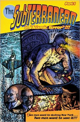 The Subterranean #1 (NOOK Comics with Zoom View)