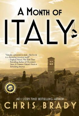A Month of Italy: Rediscovering the Art of Vacation