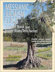 Messianic Judaism Class, Student/Answer Books, 6 volume set