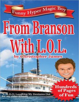 From Branson with L.O.L.