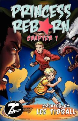 Princess Reborn, Chapter 1 (Graphic Novel) Young Readers, Teen Fiction