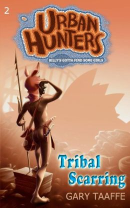 Tribal Scarring (Urban Hunters #2)
