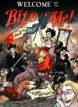 Book Cover Image. Title: Bite Me! A Vampire Farce, Author: Dylan Meconis