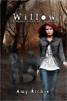 Willow: A Blood Vines Series Novel