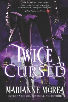 Twice Cursed (Cursed by Blood Series #2)