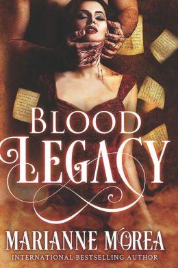 Blood Legacy (Cursed by Blood Series #3)