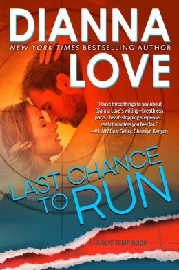 Last Chance to Run: Romantic Thriller