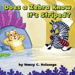 Does a Zebra Know It's Striped?
