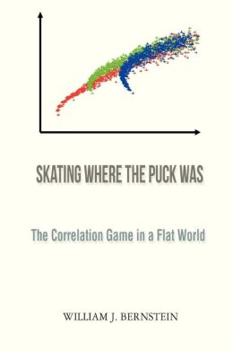 Skating Where the Puck Was: The Correlation Game in a Flat World