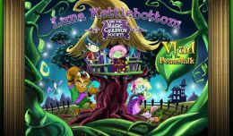 Luna Kettlebottom and the Magic Cauldron Society: Vlad and the Beanstalk