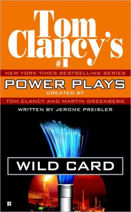 Tom Clancy's Power Plays #8: Wild Card